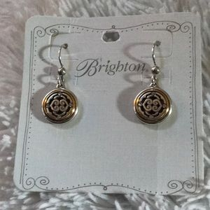 NWT 🤩 Brighton Intrigue frenchwire earrings 🤩